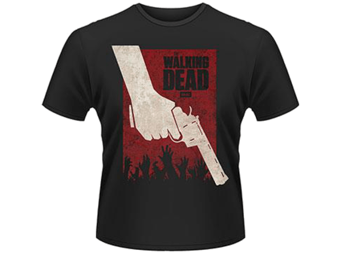 The Walking Dead - Revolver T-Shirt M