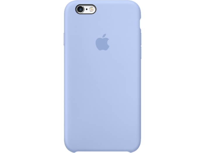 iPhone 6S szilikon tok lilac (MM682)