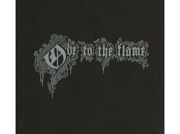 Ode to The Flame (Digipak) CD