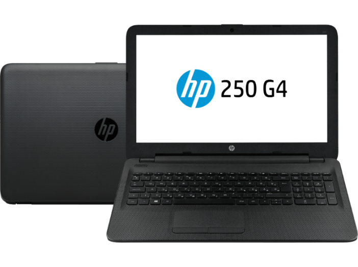 "250 G4 notebook T6P86EA (15,6""/Core i3/4GB/128GB SSD/DOS)"