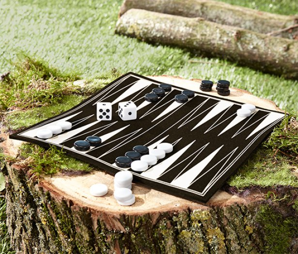 Úti backgammon