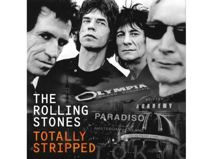 Totally Stripped LP+DVD