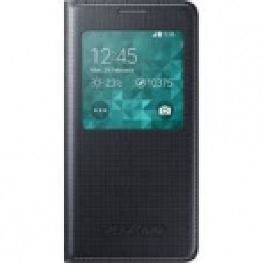 SAMSUNG EF-CG850BBEGWW S VIEW COVER GALAXY ALPHA, BLACK