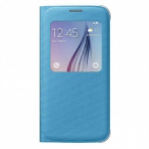 SAMSUNG EF-CG920BLEGWW S VIEW COVER S6 BLUE