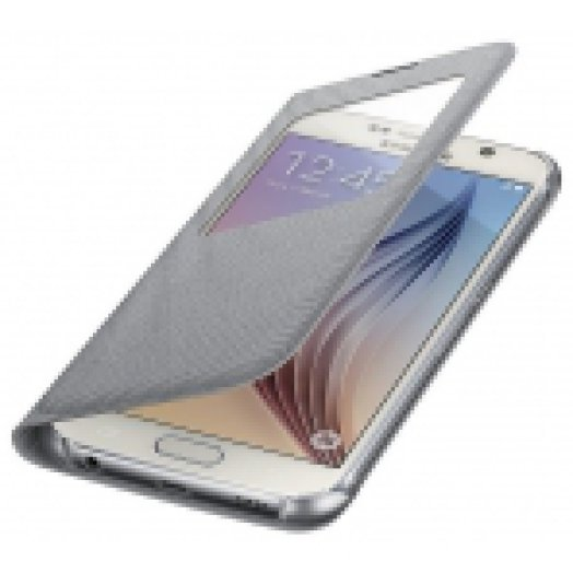 SAMSUNG EF-CG920BSEGWW S VIEW COVER S6 SILVER