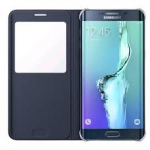 SAMSUNG EF-CG928PBEGWW S VIEW COVER GALAXY S6 EDGE+ BLACK