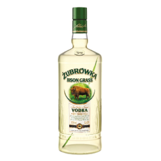 Bison Grass vodka