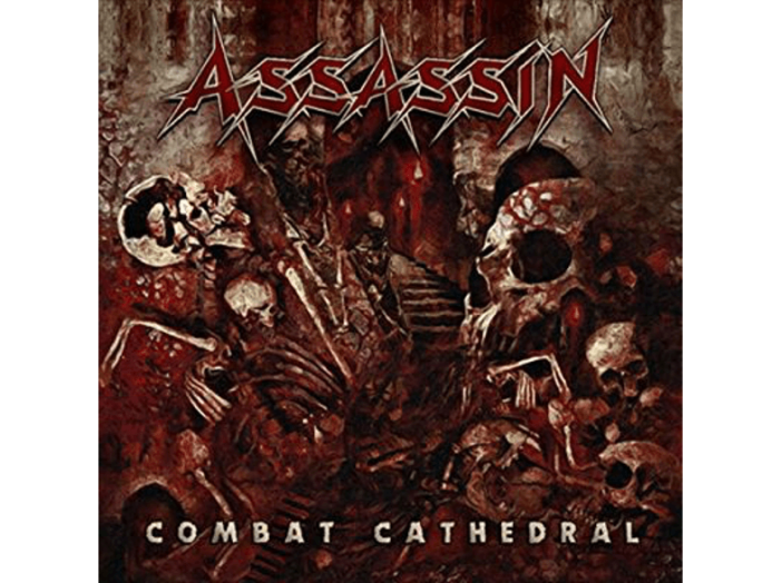 Combat Cathedral (Digipak) CD