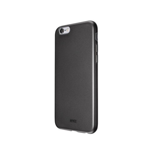 Artwizz - SeeJacket® TPU iPhone 6/6s tok - Fekete