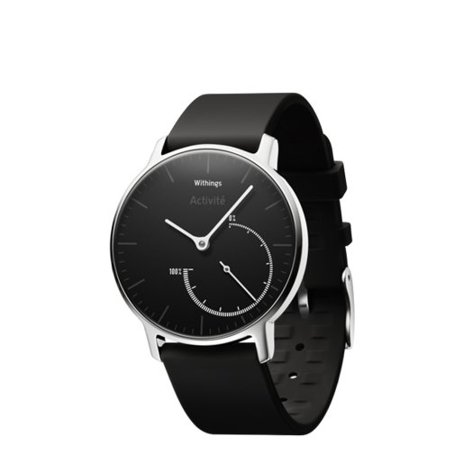 Withings - Activité Steel - fekete