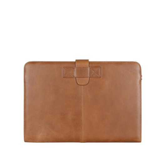 "Decoded - Leather Slim MacBook Air 13"" tok - Barna"