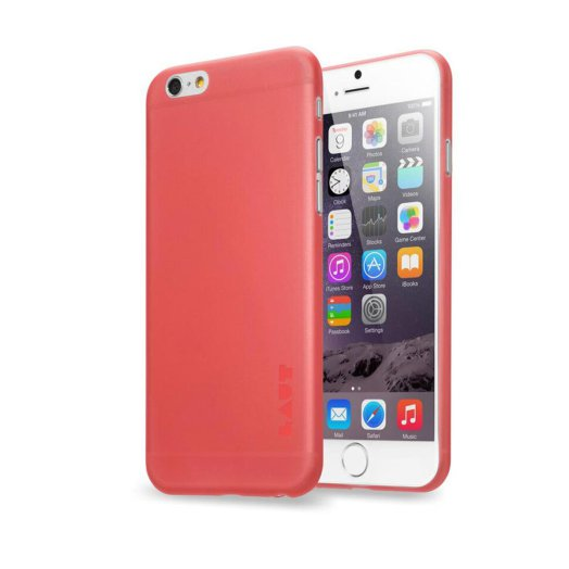 LAUT - Slimskin iPhone 6/6s Plus tok - Piros