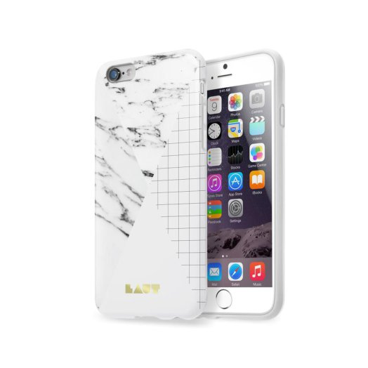 LAUT - Huex Pop iPhone 6/6s tok - Fehér