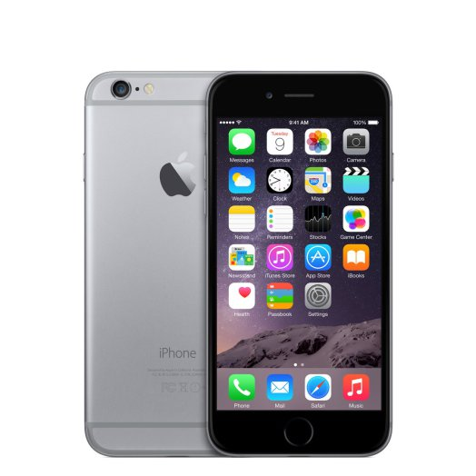 Apple iPhone 6 16GB - asztroszürke
