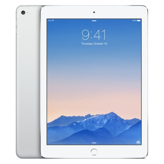 iPad Air 2 Wi-Fi + Cellular 16GB ezüst