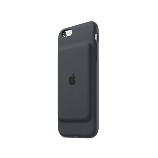 Apple - iPhone 6/6s Smart Battery Case - Szénszürke