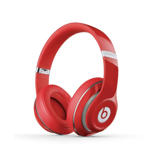 Beats by Dr. Dre - Studio 2.0 Wireless - Piros