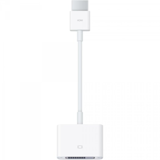 Apple - HDMI–DVI adapter