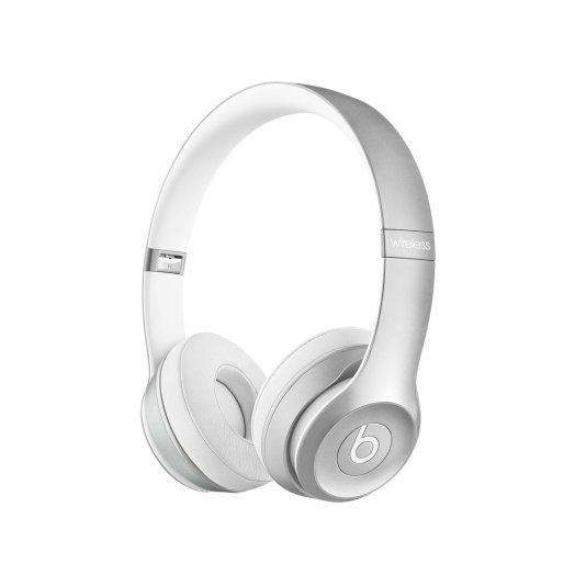 Beats by Dr. Dre - Solo2 Wireless - Ezüst