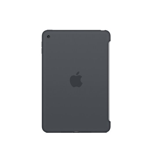 Apple - iPad mini 4 szilikontok - szénszürke