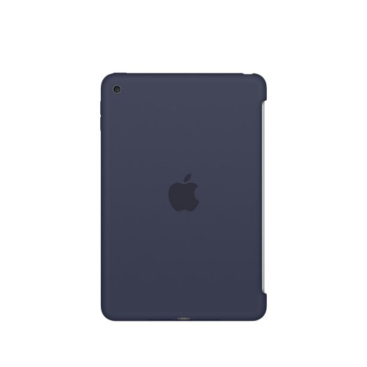 Apple - iPad mini 4 szilikontok - éjkék