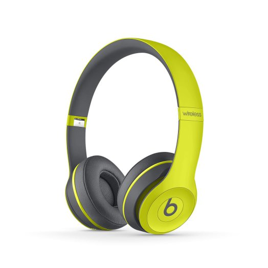 Beats by Dr. Dre - Solo2 Wireless Active Collection - Sárga