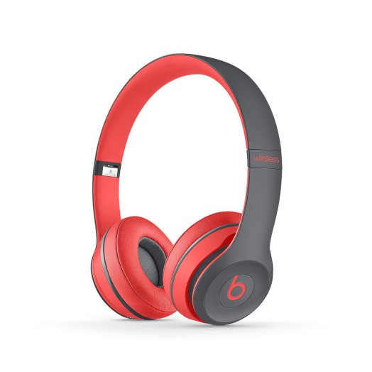 Beats by Dr. Dre - Solo2 Wireless Active Collection - Piros