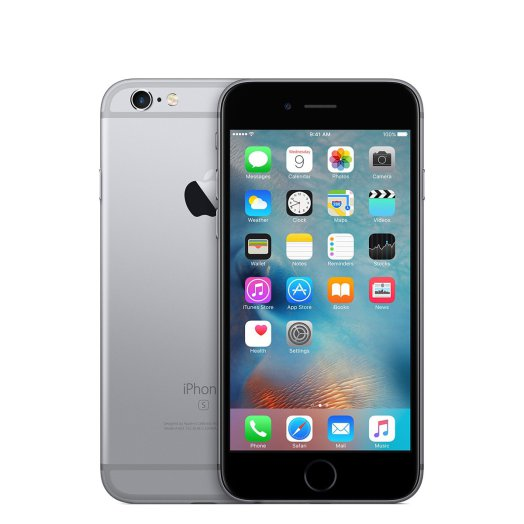 Apple iPhone 6s 64GB - asztroszürke