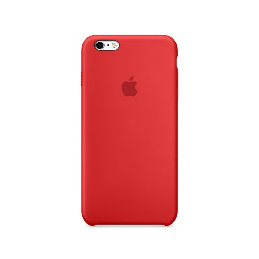 Apple - iPhone 6s szilikon tok - PRODUCT(RED)
