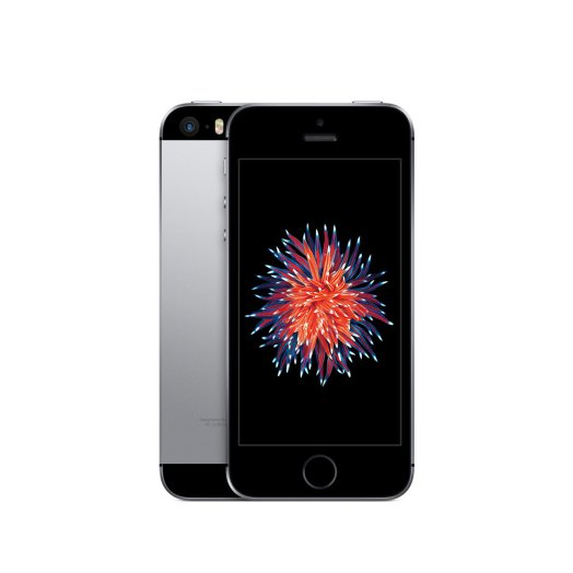 Apple iPhone SE 64GB - asztroszürke