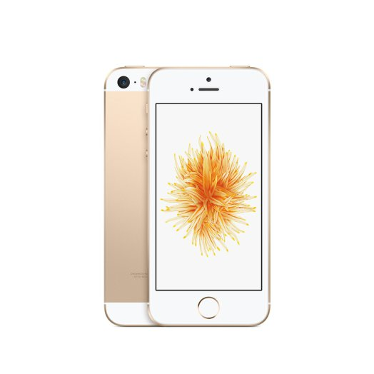 Apple iPhone SE 64GB - arany