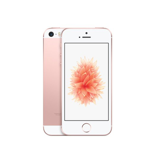 Apple iPhone SE 64GB - rozéarany