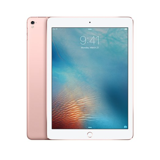 "Apple iPad Pro 9,7"" Wi‑Fi + Cellular 32 GB - Rozéarany"
