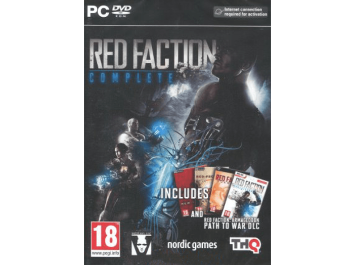 Red Faction Complete Edition (PC)