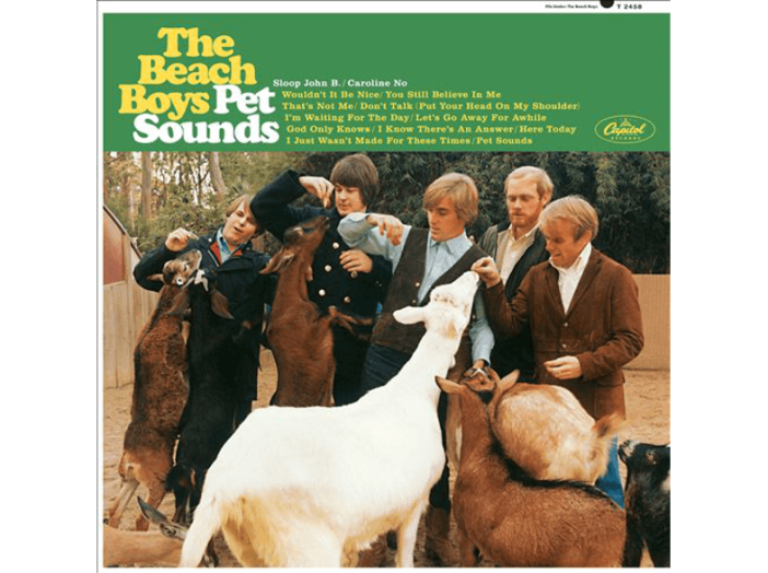 Pet Sounds (50th Anniversary Mono Edition) LP