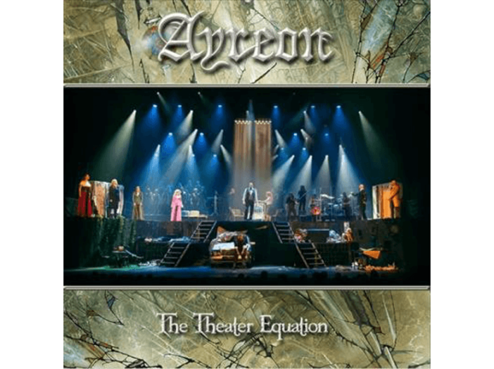 The Theater Equation (Special Edition) CD