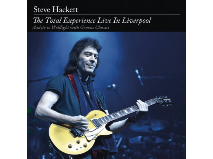 The Total Experience - Live in Liverpool Blu-ray