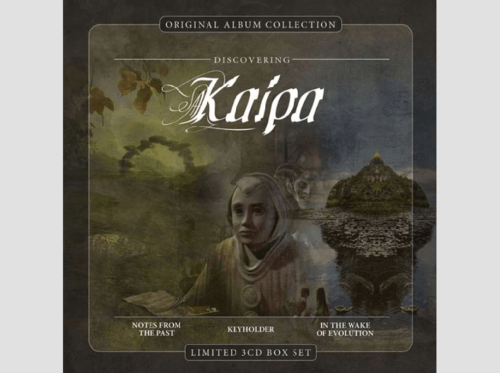 Original Album Collection - Discovering Kaipa (Limited Edition) CD