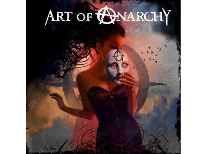 Art of Anarchy LP+CD