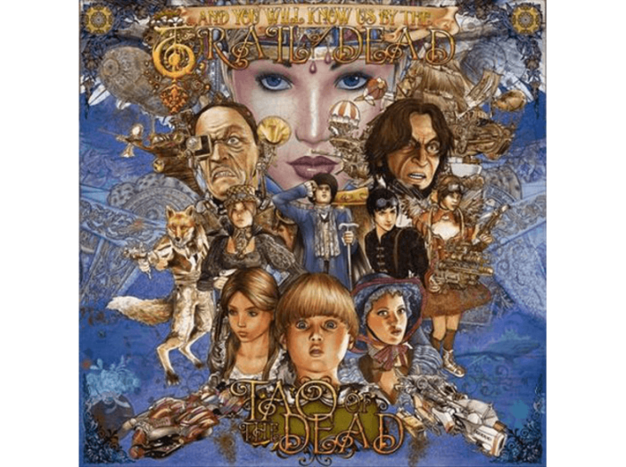The Tao of The Dead CD