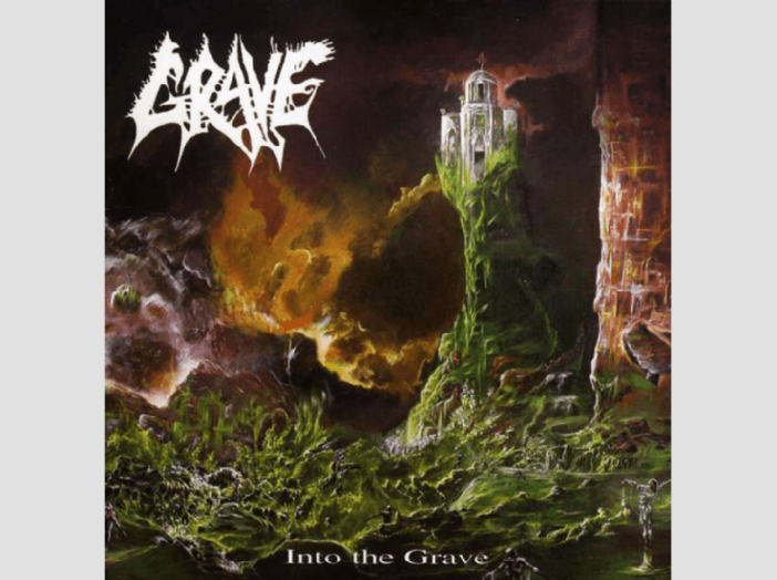 Into The Grave (Reissue) CD