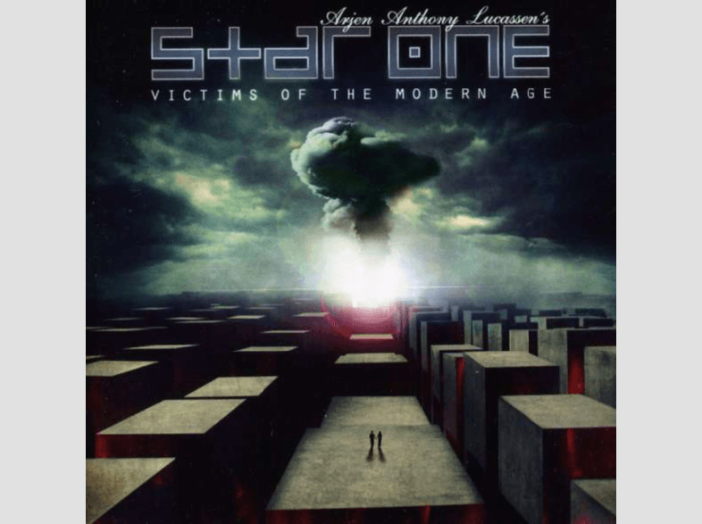Victims of The Modern Age CD
