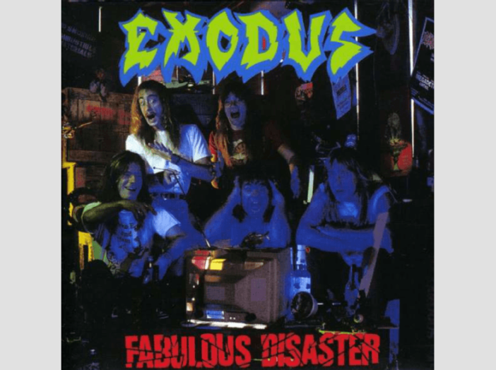 Fabulous Desaster (Reissue) CD