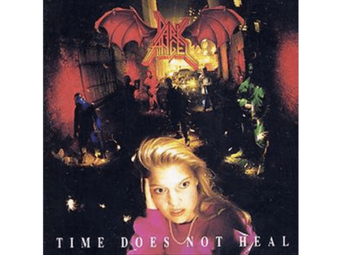 Time Does Not Heal CD