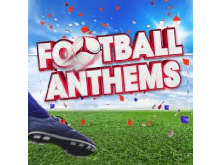 Football Anthems CD