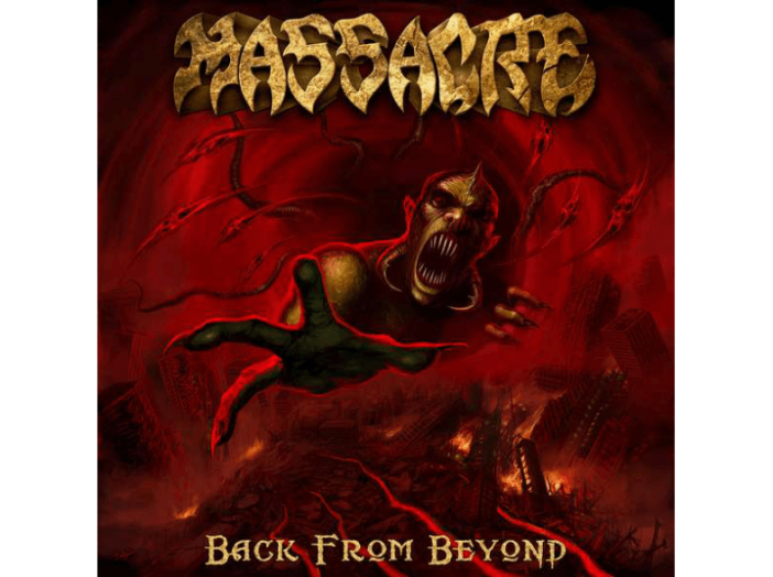 Back from Beyond CD