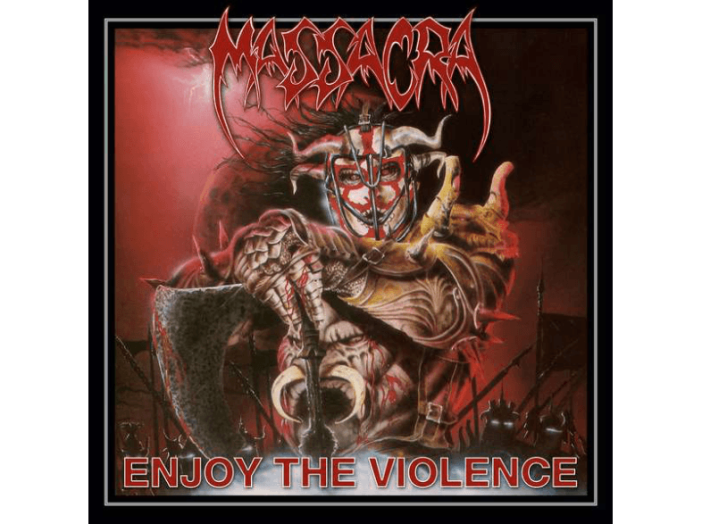 Enjoy The Violence (Reissue) CD