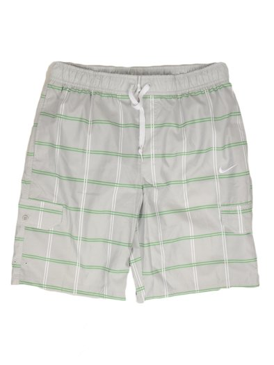 CLASSIC SWIM SHORT PLAID