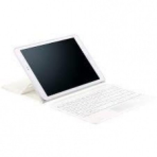 SAMSUNG EJ-FT810BWEGGB BOOK COVER KEYBOARD TAB S2, WHITE