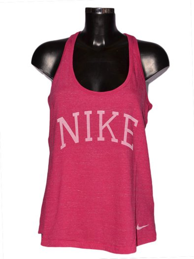 MARLED JERSEY GRAPHIC TANK